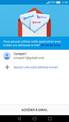 Huawei Nova - E-mails - Ajouter ou modifier votre compte Gmail - Étape 14
