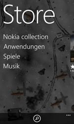 Nokia Lumia 820 / Lumia 920 - Apps - Installieren von Apps - Schritt 5