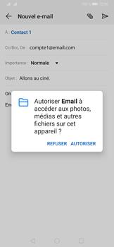 Huawei P30 Pro - E-mails - Envoyer un e-mail - Étape 12