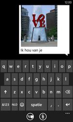 Nokia Lumia 720 - MMS - afbeeldingen verzenden - Stap 11