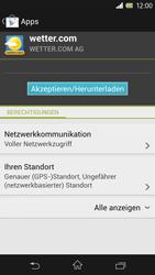 Sony Xperia Z - Apps - Herunterladen - Schritt 15