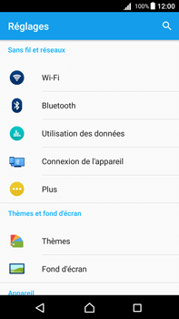 Sony Xperia Z5 Premium (E6853) - Android Nougat - Internet - Désactiver les données mobiles - Étape 4