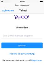 Apple iPhone 5s - iOS 12 - E-Mail - Konto einrichten (yahoo) - Schritt 6
