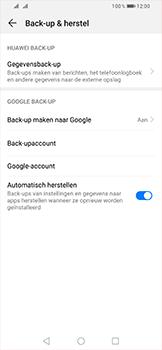 Huawei P Smart (2019) - Data - maak een back-up met je account - Stap 8