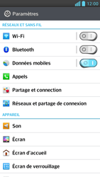 LG D505 Optimus F6 - Messagerie vocale - Configuration manuelle - Étape 4