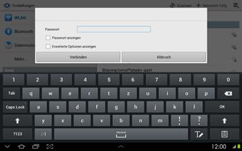 Samsung P5100 Galaxy Tab 2 10-1 - WLAN - Manuelle Konfiguration - Schritt 6