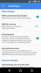 Sony F5121 Xperia X - Android Nougat - MMS - probleem met ontvangen - Stap 9