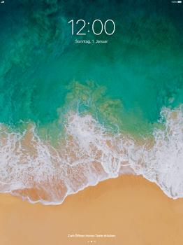 Apple iPad Pro 12.9 inch - iOS 11 - Sperrbildschirm und Benachrichtigungen - 2 / 9