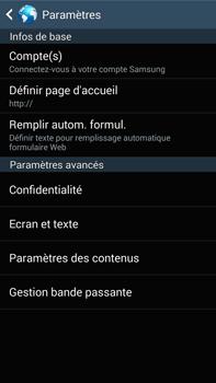 Samsung Galaxy Note III LTE - Internet et roaming de données - Configuration manuelle - Étape 26