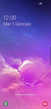 Samsung Galaxy S10e - Dispositivo - Come eseguire un soft reset - Fase 5