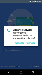 Sony F5121 Xperia X - Android Nougat - E-mail - handmatig instellen (outlook) - Stap 10