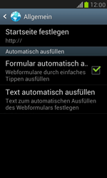 Samsung Galaxy S3 Mini - Internet - Apn-Einstellungen - 1 / 1