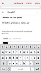 Samsung Galaxy A3 (2016) - E-Mail - E-Mail versenden - 2 / 2