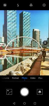 Huawei P Smart Z - Photos, vidéos, musique - Créer une vidéo - Étape 6