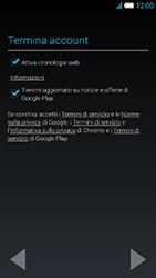 Alcatel One Touch Idol S - Applicazioni - Configurazione del negozio applicazioni - Fase 17