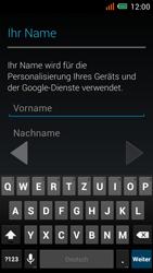 Alcatel One Touch Idol Mini - Apps - einrichten des App Stores - Schritt 5