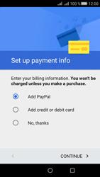 Huawei Huawei Y5 II - Applications - Create an account - Step 17