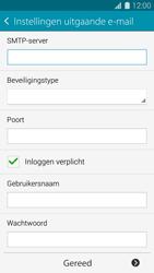 Samsung G901F Galaxy S5 4G+ - E-mail - Instellingen KPNMail controleren - Stap 21