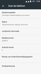 Wiko Lenny 3 - Toestel - Software update - Stap 6
