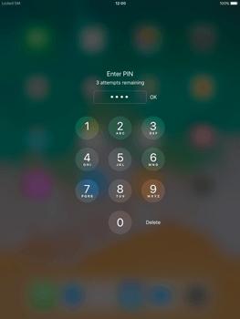 Apple iPad Pro (9.7) - iOS 11 - Internet - Manual configuration - Step 17