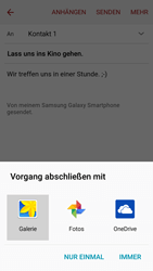 Samsung J500F Galaxy J5 - E-Mail - E-Mail versenden - Schritt 13
