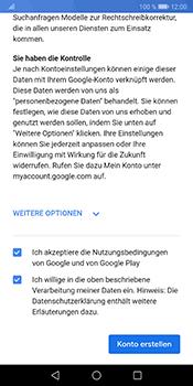 Huawei Mate 10 Pro - Android Pie - Apps - Einrichten des App Stores - Schritt 16