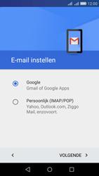 Huawei Y6 - E-mail - handmatig instellen (gmail) - Stap 8