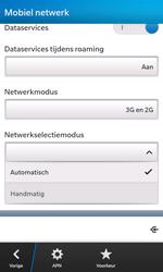 BlackBerry Z10 - Netwerk - gebruik in het buitenland - Stap 9