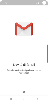 Samsung Galaxy S10e - E-mail - 032a. Email wizard - Gmail - Fase 5