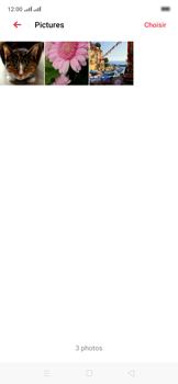 Oppo Reno 2Z - Photos, vidéos, musique - Envoyer une photo via Bluetooth - Étape 8