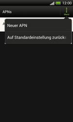 HTC One SV - MMS - Manuelle Konfiguration - 0 / 0