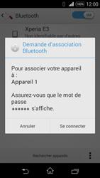Sony Xperia E3 - Bluetooth - connexion Bluetooth - Étape 9