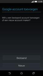 HTC Desire 610 - apps - account instellen - stap 4