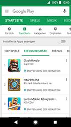 Sony Xperia XA2 - Apps - Herunterladen - 7 / 17