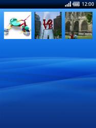Sony Ericsson Xperia X10 Mini - E-mail - hoe te versturen - Stap 10