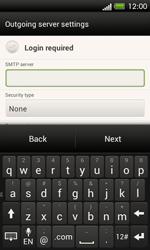 HTC C525u One SV - Email - Manual configuration - Step 13
