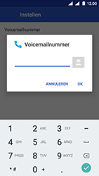 Nokia 3 - Android Oreo - Voicemail - Handmatig instellen - Stap 11