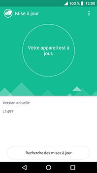 Crosscall Trekker X4 - Aller plus loin - Mettre à jour le logiciel interne de votre mobile - Étape 7
