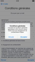 Apple iPhone 6 iOS 8 - Premiers pas - Créer un compte - Étape 31