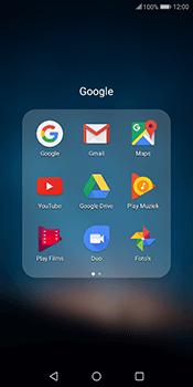 Huawei Mate 10 Lite - E-mail - handmatig instellen (gmail) - Stap 3