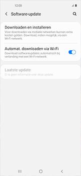 Samsung galaxy-xcover-pro-sm-g715fn - Software updaten - Update installeren - Stap 5