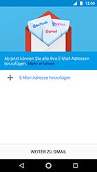 Motorola Moto G5s - E-Mail - Konto einrichten (gmail) - 1 / 1