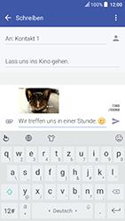 HTC U Play - MMS - Erstellen und senden - Schritt 22