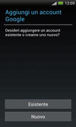 HTC Desire X - Applicazioni - Configurazione del negozio applicazioni - Fase 5