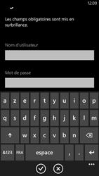 Nokia Lumia 1320 - MMS - Configuration manuelle - Étape 8