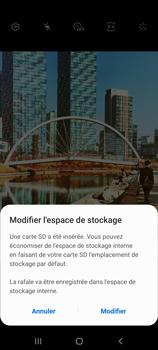 Samsung Galaxy A51 - Photos, vidéos, musique - Créer une vidéo - Étape 4