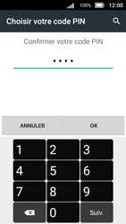 Doro 8031 - Sécuriser votre mobile - Activer le code de verrouillage - Étape 10
