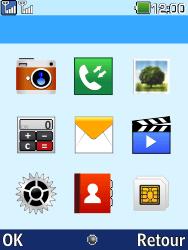 LG G359 - Contact, Appels, SMS/MMS - Envoyer un SMS - Étape 3