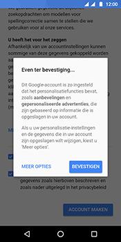 Motorola Moto G6 - apps - account instellen - stap 17