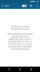 HTC One M9 - WiFi - Handmatig instellen - Stap 6